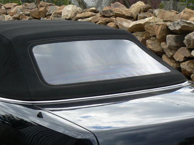 Audi - výměna okna