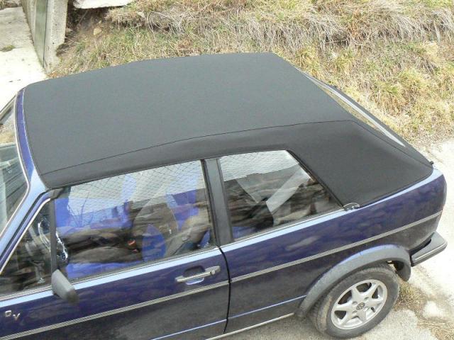 VW Golf - Střecha