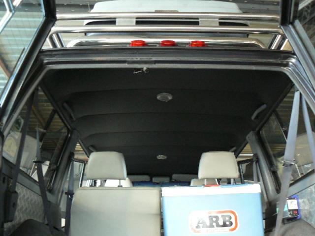 Jeep Nisan Patrol - Strop