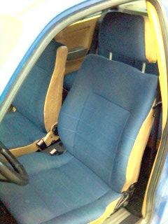 Opel - sedačky
