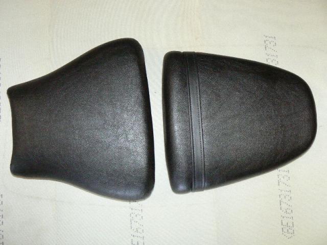 Yamaha - sedlo