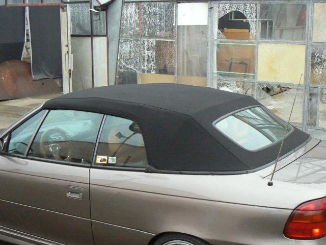 Opel Astra - Střecha
