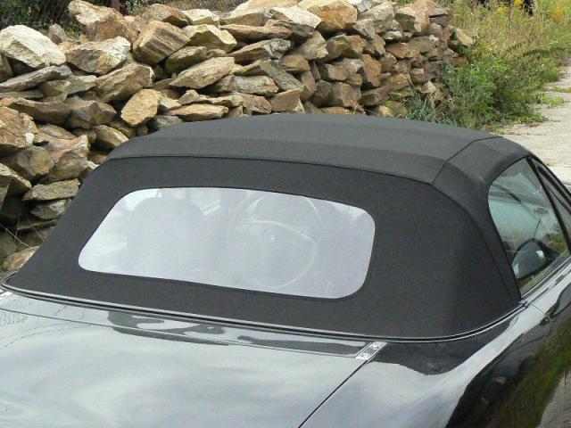 Mazda MX 5 - střecha