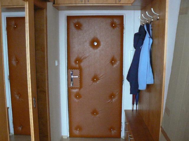 Dveře - potažení